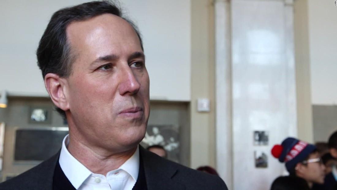 Rick Santorum drops presidential bid, endorses Marco Rubio