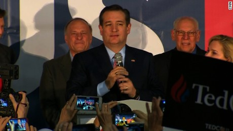Ted Cruz: The people, not the media, pick the president