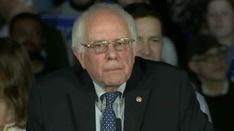 Bernie Sanders: We are in a virtual tie