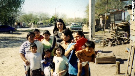 The stories of the people Rosa Flores met in Mexico changed her life.