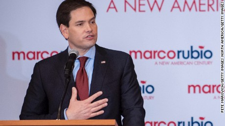 Why Marco Rubio was real winner in Iowa