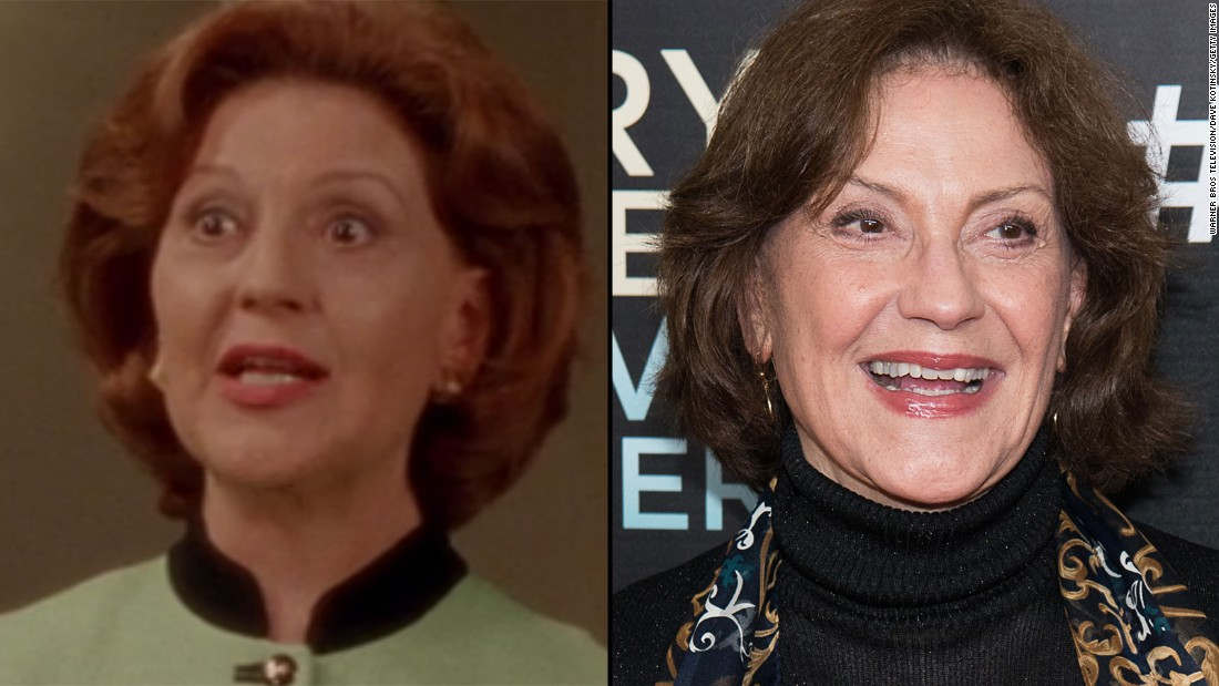 "Kelly Bishop, who played Emily Gilmore, was the original Sheila in the hit Broadway show ""A Chorus Line"" and played Baby's mother in ""Dirty Dancing."" Bishop returned to work with Sherman-Palladino in 2012 for the ABC Family series ""Bunheads."" Bishop portrayed Fanny Flowers, the owner of the Paradise Dance Academy."