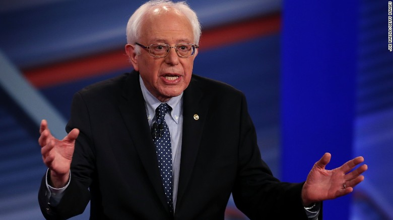 Bernie Sanders explains his 'spiritual feelings'