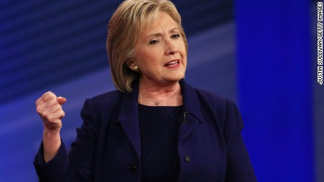Clinton: Wall Street interests are trying to defeat me