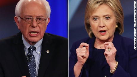 Is New Hampshire about to flip the script  for Hillary Clinton and Bernie Sanders?