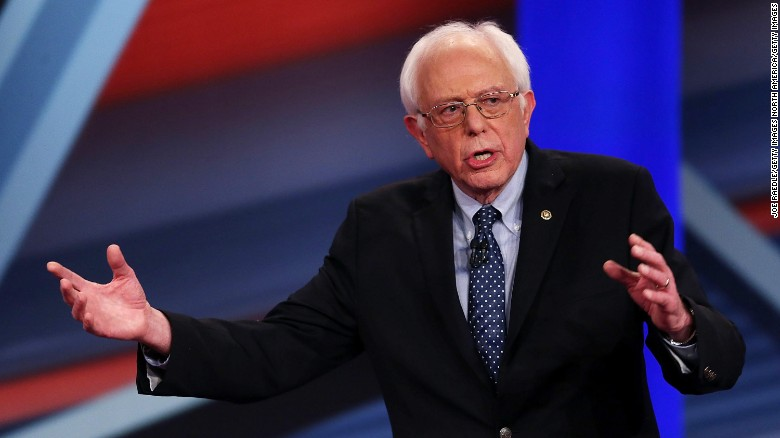 Bernie Sanders: Big money controls Washington