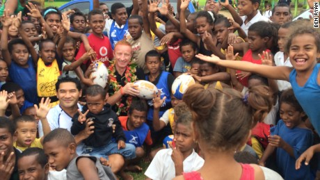 Las Vegas Sevens: Fiji's 'celebrity' coach Ben Ryan relishes pressure in paradise
