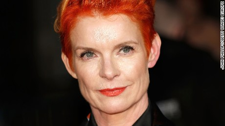 "LONDON, ENGLAND - OCTOBER 14:  Sandy Powell attends the ""Carol"" America Express Gala during the BFI London Film Festival, at the Odeon Leicester Square on October 14, 2015 in London, England.  (Photo by John Phillips/Getty Images for BFI)"