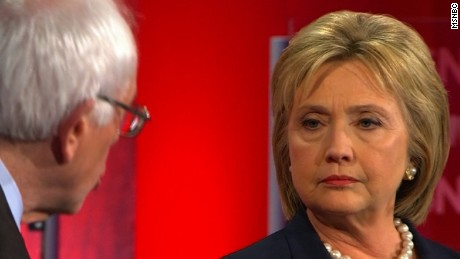 Hillary Clinton hangs tough in New Hampshire debate