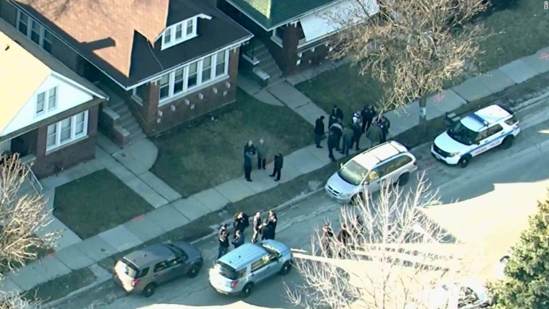 6 people, including a child, found dead in Chicago home, ruled as homicides