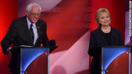 Is it too late for Clinton to define Sanders on her terms?