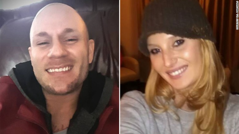 'Bonnie and Clyde' spree ends in shootout with cops