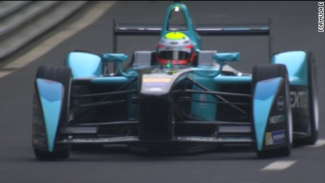 Introducing ... Formula E