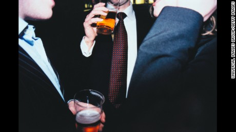 The legal profession's drinking problem