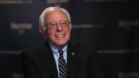 SOTU TAPPER: Sanders predicts close race in New Hampshire_00000111