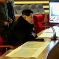 North Korea missle launch control room