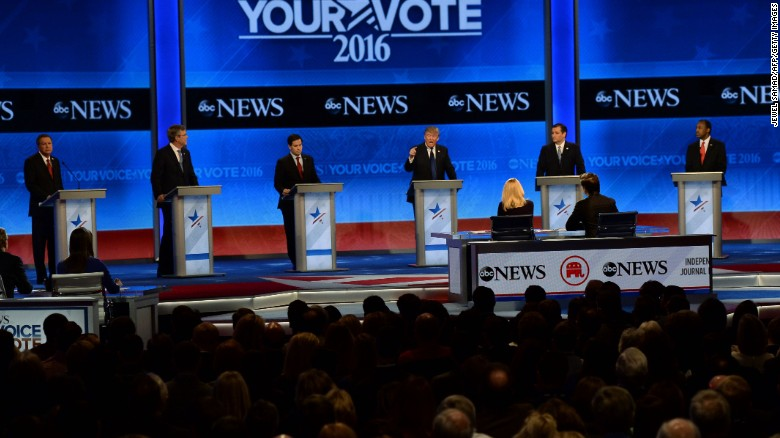 After debate, GOP race appears up for grabs
