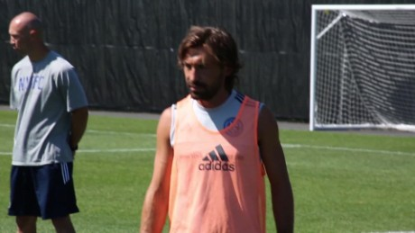 Andrea Pirlo interview Riley_00003310