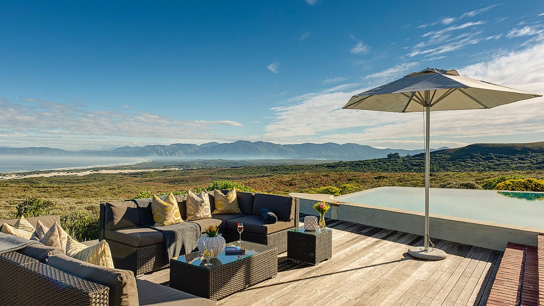 "The five-star <a href=""http://www.grootbos.com/en/home"" target=""_blank"">Grootbos Lodge</a> offers a unique window on South Africa's UNESCO-listed Cape Floral Kingdom. The region's diversity means it's got three times as many floral species as the Amazon jungle."