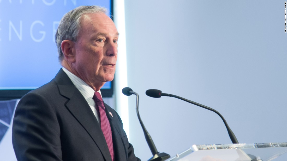 Bloomberg to college grads: Keep demagoguery out of the White House