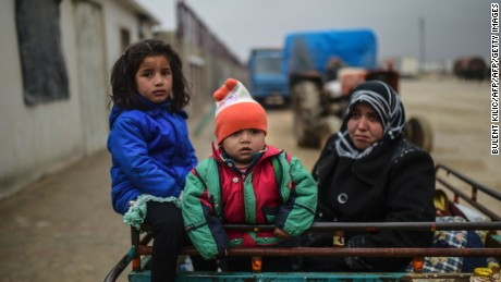 Canadian city welcomes Syrian immigrants