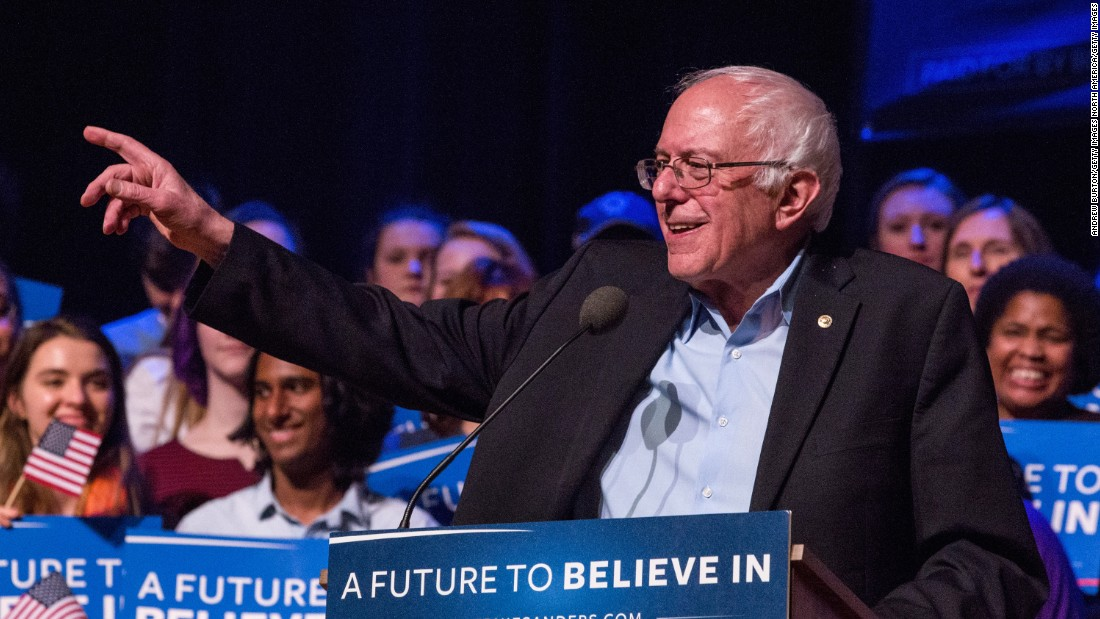How Bernie Sanders won the New Hampshire primary