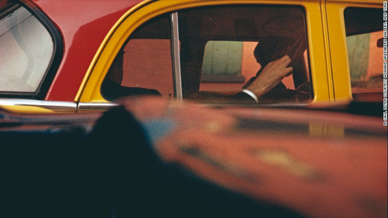 Saul Leiter The photographer who saw world in color CNN Style