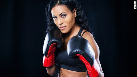 Meet the 'First Lady' of boxing