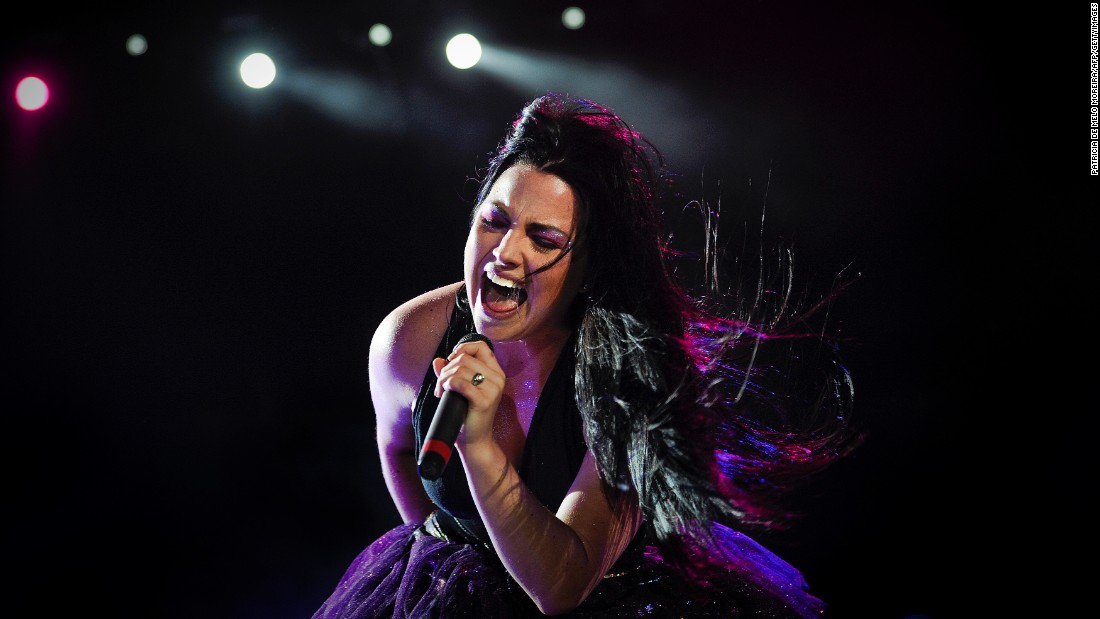 "The American rock band <strong>Evanescence</strong> can thank its 2003 album ""Fallen,"" which sold more than 7 million copies in the United States, for its 2004 best new artist Grammy. The band has had a few lineup changes, but its records, including ""The Open Door,"" have sold well. The band took a hiatus from the scene, but in 2015 it announced a return to the stage on a mini tour."