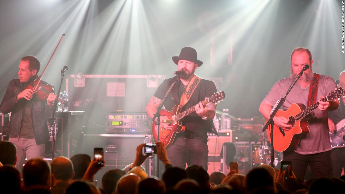 "The <strong>Zac Brown Band</strong>, a country group from Georgia, beat out Keri Hilson to grab the best new artist Grammy award in 2010. The band has released four albums, including ""The Foundation"" and ""Uncaged."" It has collaborated with artists such as Jimmy Buffett, Avicii and Kid Rock."