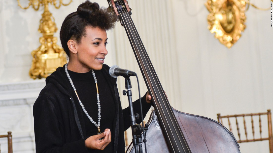"Jazz artist <strong>Esperanza Spalding</strong> won best new artist in 2011 over competitors including Drake and Justin Bieber, becoming the first jazz artist to win the Grammy in the category. Her newest album, ""Emily D+Evolution,"" is due in March."