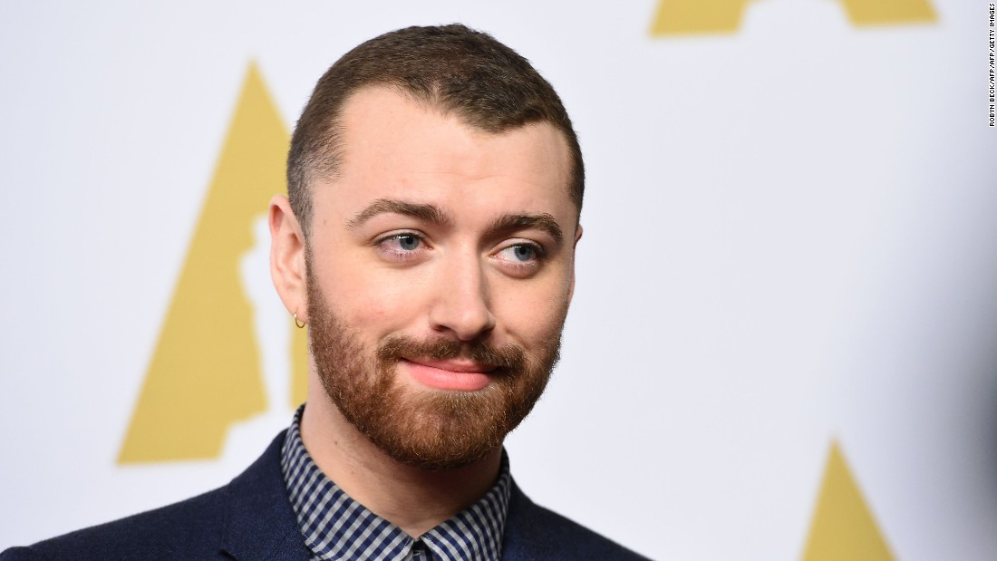 "<strong>Sam Smith</strong> not only took home the best new artist Grammy in 2015, but his song ""Stay with Me"" won a Grammy for record of the year and song of the year. Smith recently won a Golden Globe for best original song for the theme for the James Bond film ""Spectre."""