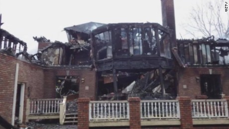 Hoverboard fire destroys $1 million home