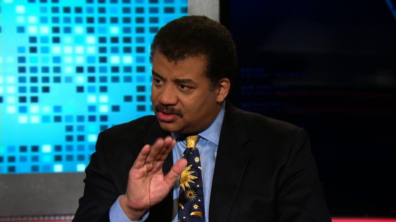 deGrasse Tyson: 'I'm duty-bound to educate the citizenry'