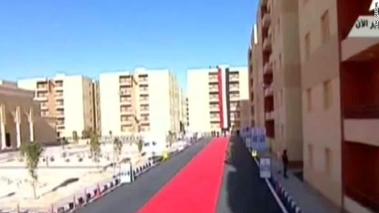 Egypt's red carpet controversy