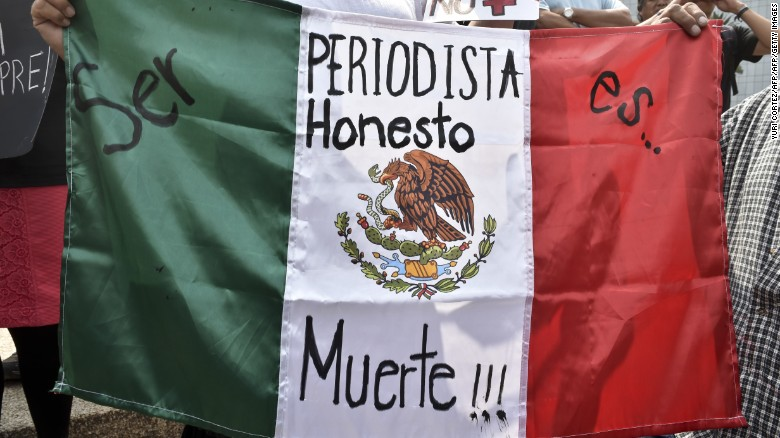 Are journalists safe in Mexico?