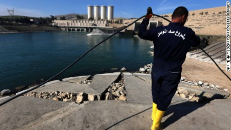 'No assurance' Mosul dam repair will work, says expert