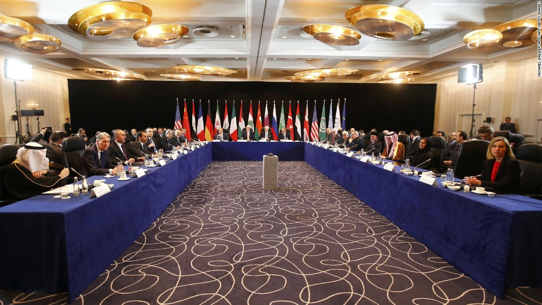 World powers agree to 'cessation of hostilities' in Syria; outcome uncertain
