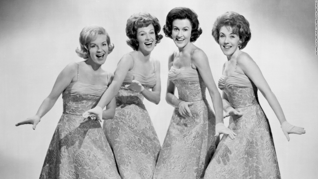 "The Chordettes, an all-female a cappella group founded by the daughter of a barbershop singer, topped the pop charts in 1954 with a dreamy tune, ""Mr. Sandman,"" featuring dulcet four-part harmonies. The group scored a second smash hit with their 1958 take on the Ronald & Ruby song, ""Lollipop."""