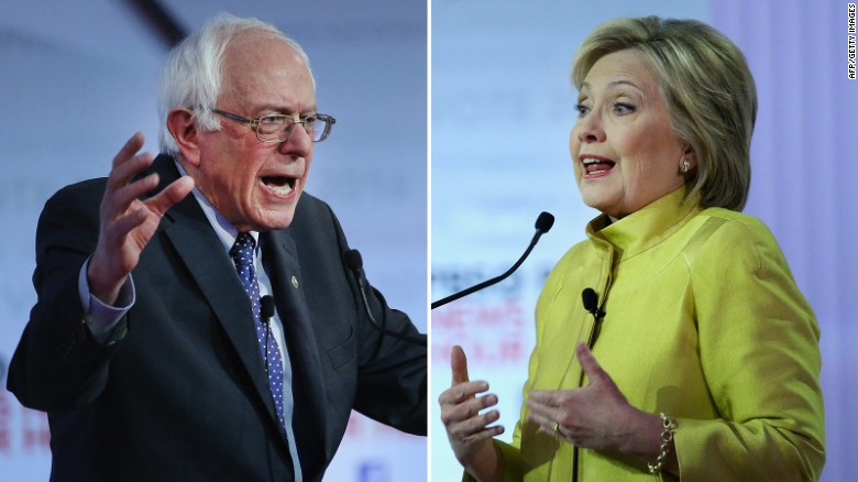 Who's financing the Democratic campaigns?