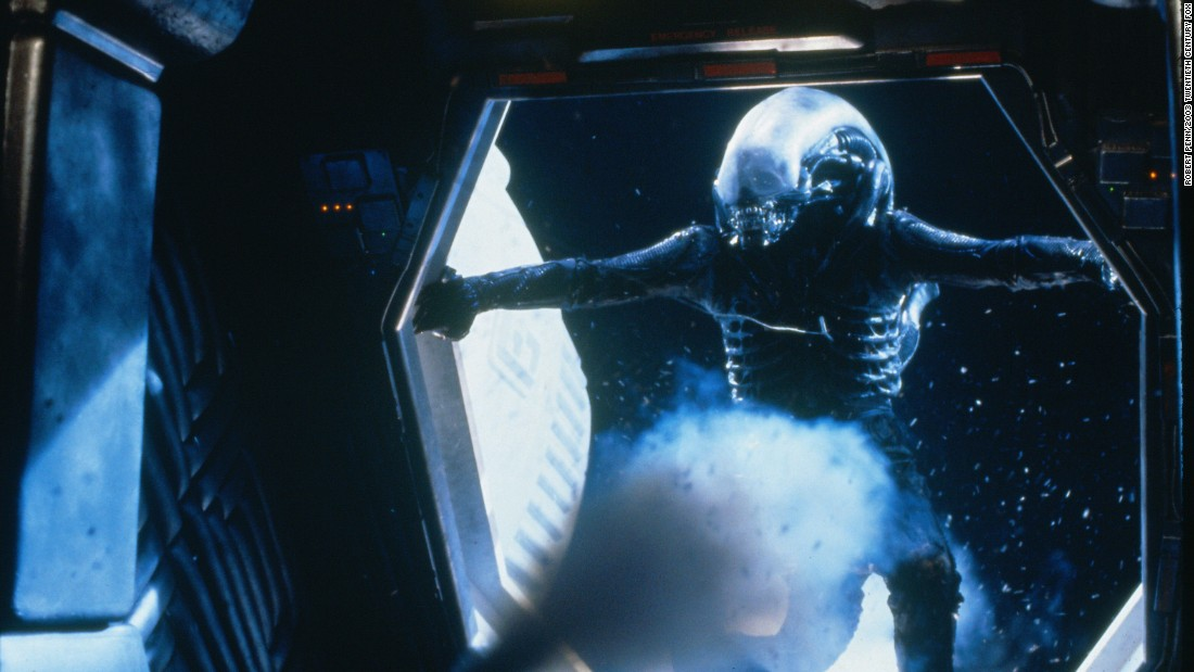 Despite his best efforts, the alien that terrorized The Nostromo (another spoiler alert!) never succeeded in finishing off all the crew. The film was Bolaji Badejo's only credit.