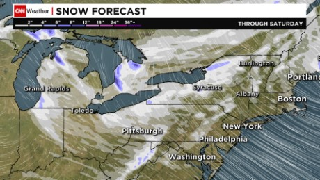 Us Weather Map Northeast Maps Of USA Weather Map For Eastern Us - Us weather map snow