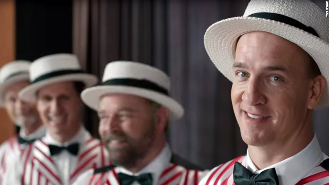 "From Peyton Manning commercials to ""The Music Man,"" barbershop quartets have been a pop culture staple for decades. The whimsical pop culture references belie a serious tradition of pitch-perfect a cappella singing that dates back to the 19th century. When Manning portrayed a squeaky-voiced singer in a straw hat as a joke in a 2015 DirecTV commercial, it stirred up controversy within the barbershop community."