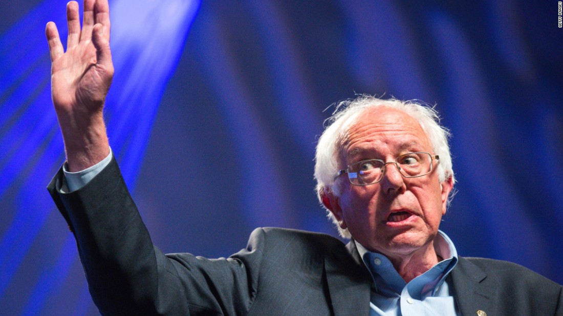 Bernie Sanders faces frustrated crowd at race forum in Minneapolis