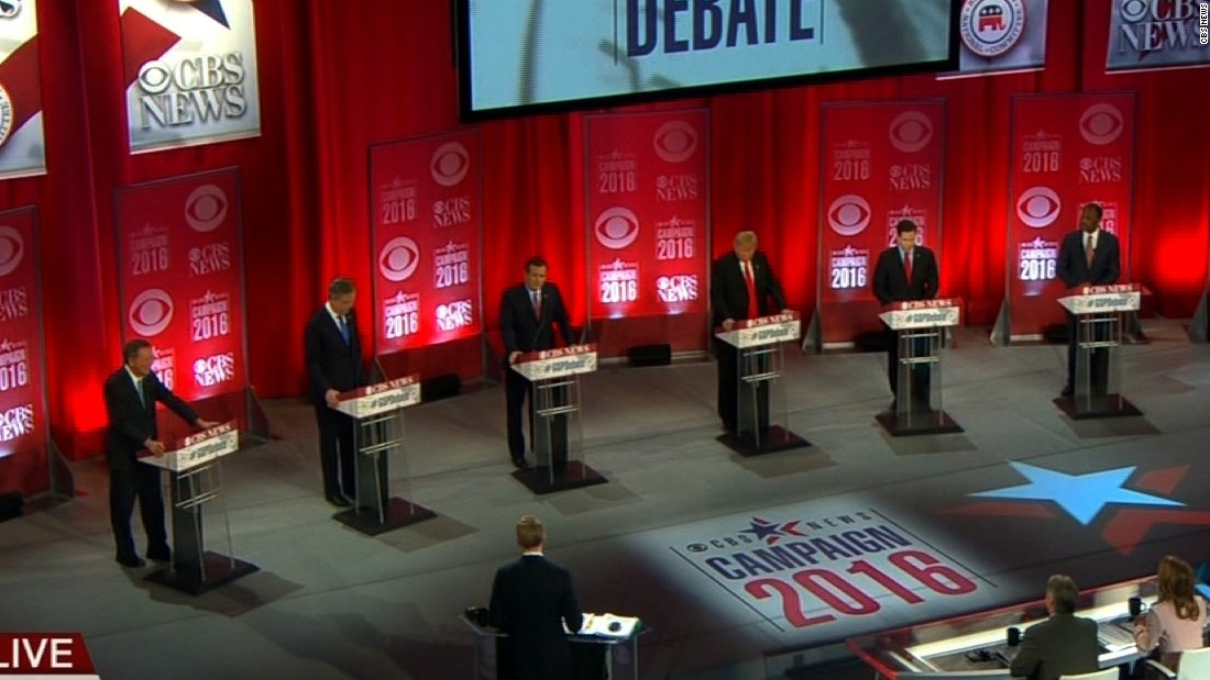 Republican debate: 6 things to watch