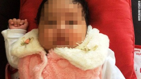 """Baby Asha"" was sent to Australia for medical treatment but may be deported."