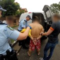Australia ice arrests