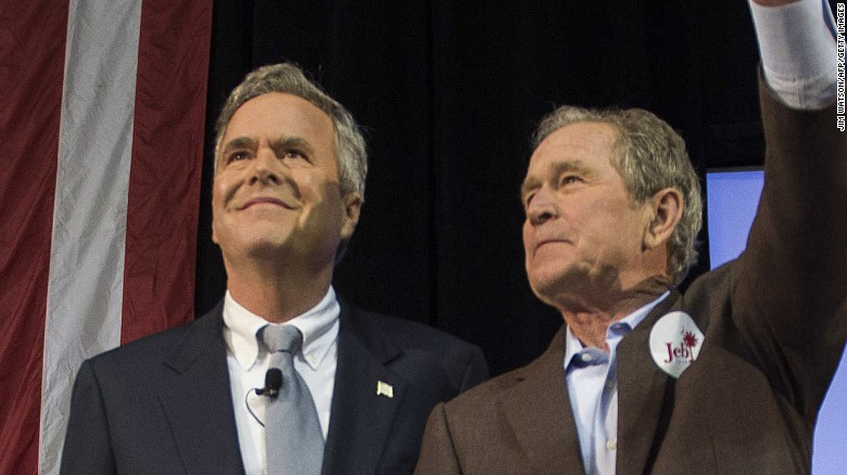 Jeb Bush fires back at Trump: My brother kept us safe