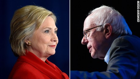 Bernie and Hillary, stop the nastiness