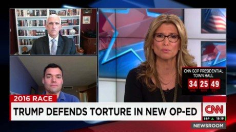 Trump defends torture, but does it work?